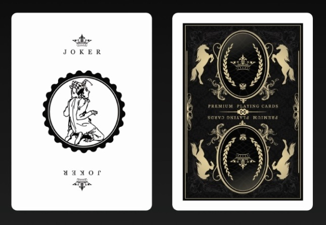Bicycle_Majestic_Playing_Cards_Joker