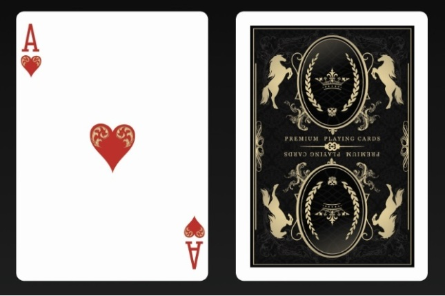 Bicycle_Majestic_Playing_Cards_The_Ace_of_Hearts
