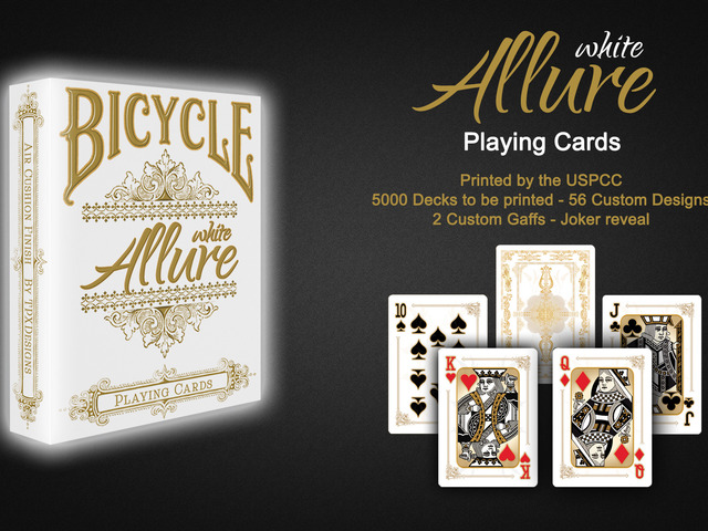 Bicycle_White_Allure_Playing_Cards