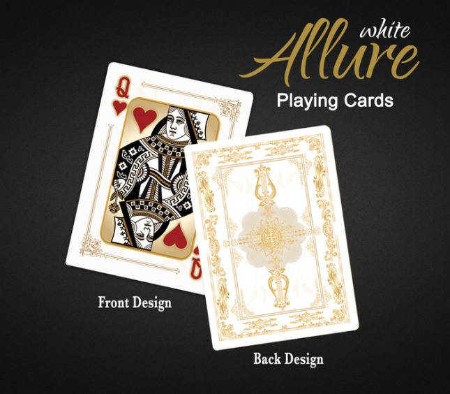 Bicycle_White_Allure_Playing_Cards_2