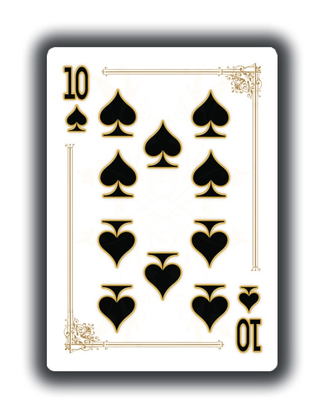 Bicycle_White_Allure_Playing_Cards_The_Ten_of_Spades