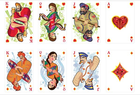 Cocktail_art_Playing_Cards_Hearts_Diamonds