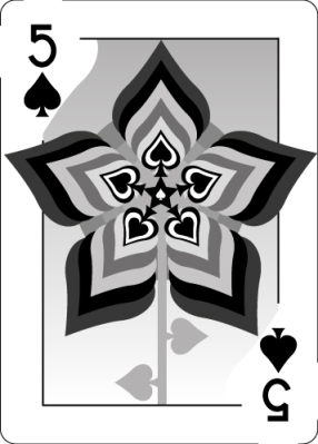 Daniel-Campbell-Playing-Cards-The-Five-of-Spades