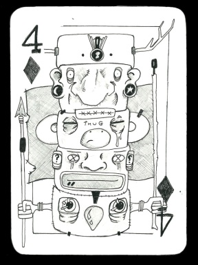 Daniel-Campbell-Playing-Cards-The-Four-of-Diamonds