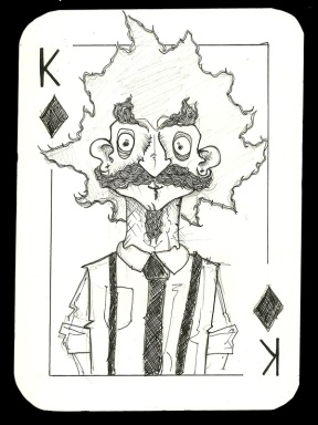 Daniel-Campbell-Playing-Cards-The-King-of-Diamonds