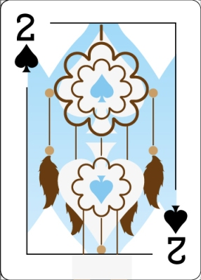 Daniel-Campbell-Playing-Cards-The-Two-of-Spades