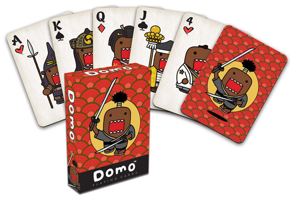 Domo_Japanese_Playing_Cards