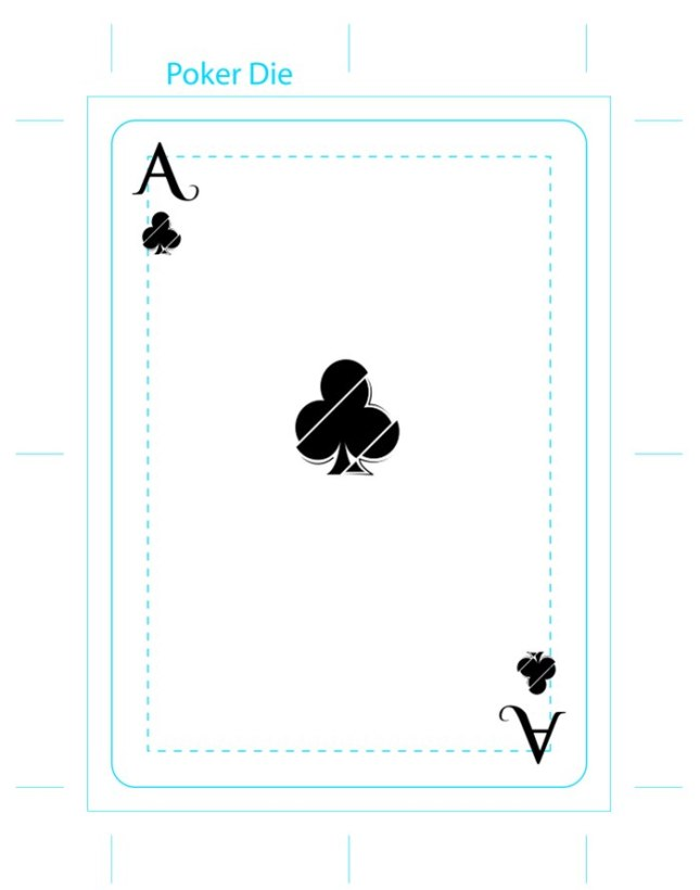 Eric_Duan_Butterfly_Playing_Cards_The_Ace_of_Clubs