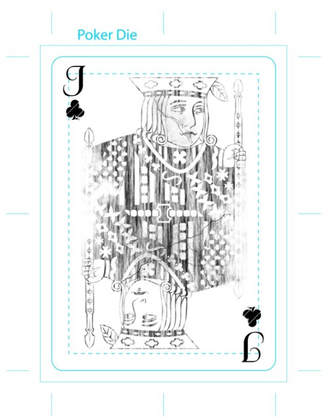 Eric_Duan_Butterfly_Playing_Cards_The_Jack_of_Clubs
