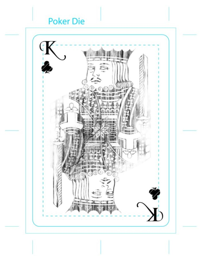 Eric_Duan_Butterfly_Playing_Cards_The_King_of_Clubs
