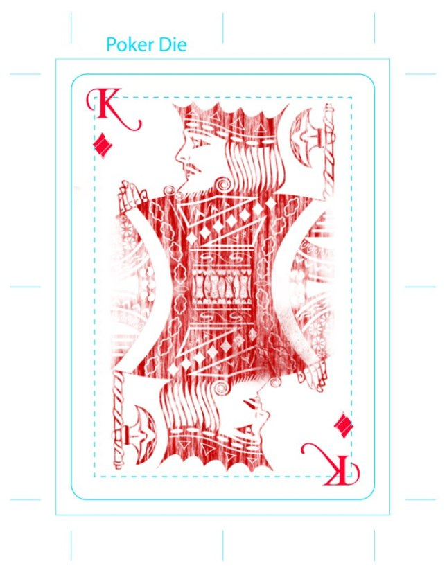 Eric_Duan_Butterfly_Playing_Cards_The_King_of_Diamonds
