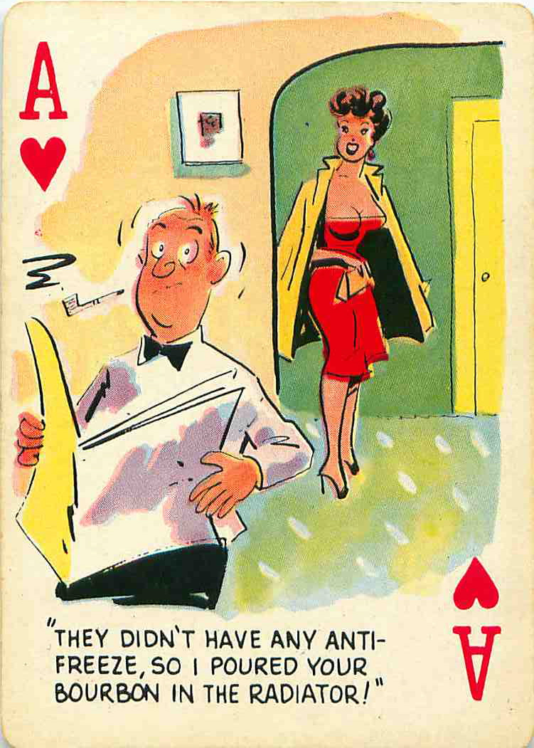 Playing Cards And Cartoons Jokes Gga Cartoon Playing -2963