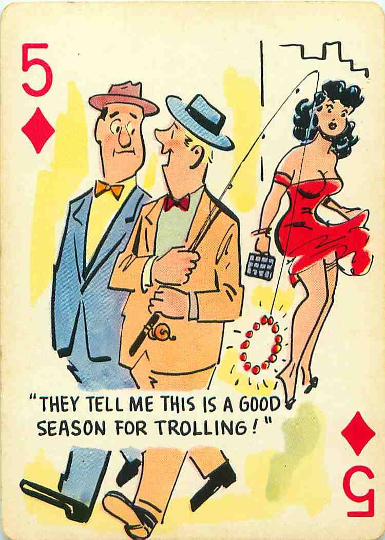 playing cards and cartoons  jokes   gga cartoon playing