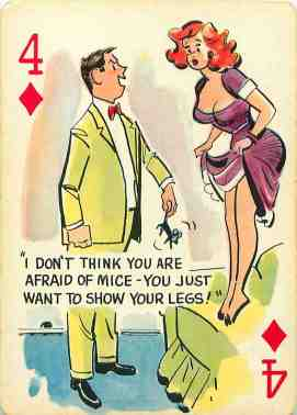 GGA_Cartoons_Playing_Cards_The_Four_of_Diamonds
