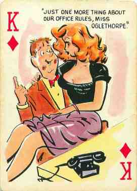 GGA_Cartoons_Playing_Cards_The_King_of_Diamonds