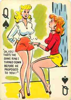 GGA_Cartoons_Playing_Cards_The_Queen_of_Spades