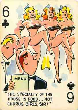 GGA_Cartoons_Playing_Cards_The_Six_of_Clubs