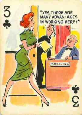 GGA_Cartoons_Playing_Cards_The_Three_of_Clubs