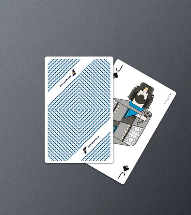 Icelandair_Playing_Cards_Back