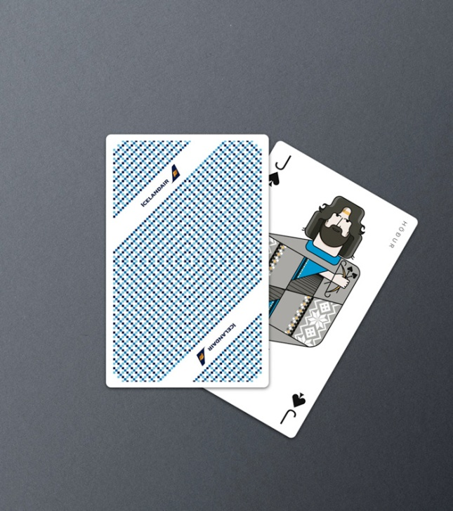 Icelandair_Playing_Cards_Back