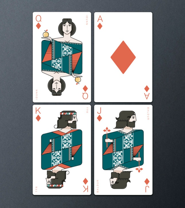 Icelandair_Playing_Cards_Diamonds
