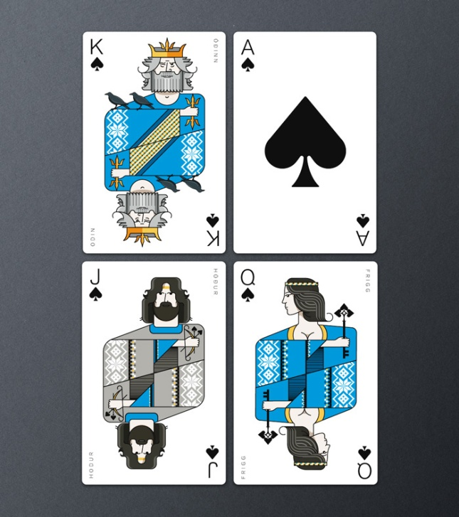 Icelandair_Playing_Cards_Spades