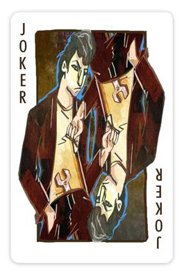 Lady-Gaga-Playing-Cards-Joker