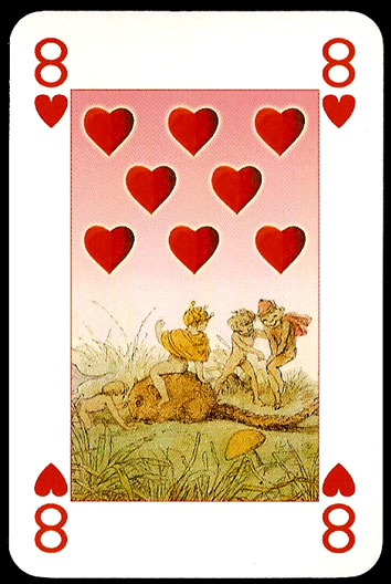 Lo Scarabeo: The Fairy People Playing Cards | PLAYING ...