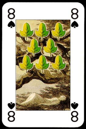 Lo_Scarabeo_The_Fairy_People_The_Eight_of_Spades