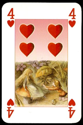 Lo_Scarabeo_The_Fairy_People_The_Four_of_Hearts