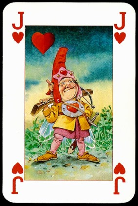 Lo_Scarabeo_The_Fairy_People_The_Jack_of_Hearts