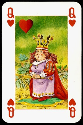 Lo_Scarabeo_The_Fairy_People_The_Queen_of_Hearts