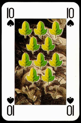 Lo_Scarabeo_The_Fairy_People_The_Ten_of_Spades