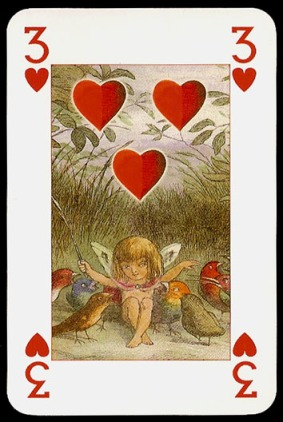 Lo_Scarabeo_The_Fairy_People_The_Three_of_Hearts