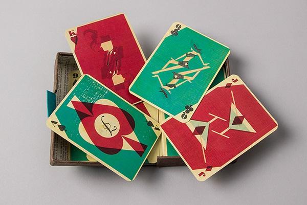 Monogrammed-Playing-Cards-by-Kerri-Cordeiro