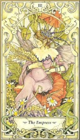 Mystic_Faerie_Tarot_The_Empress