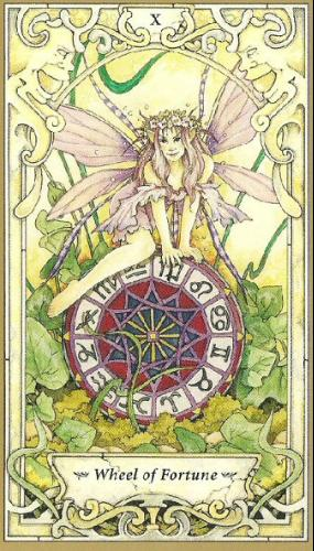 Mystic Faerie Tarot The World: Tarots I'd Like To See Converted Into Playing Cards