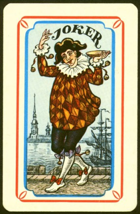 Nevskie_Playing_Cards_Joker
