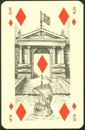 Nevskie_Playing_Cards_The_Five_of_Diamonds