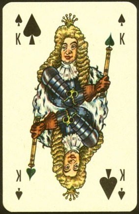 Nevskie_Playing_Cards_The_King_of_Spades