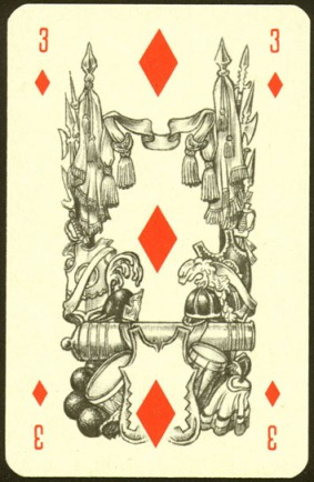 Nevskie_Playing_Cards_The_Three_of_Diamonds