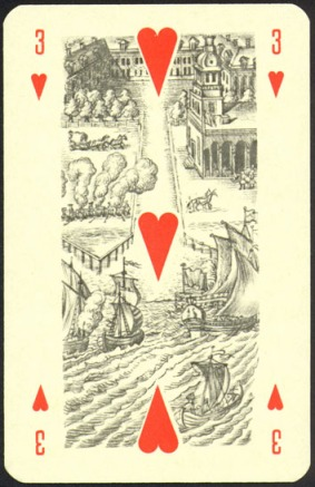 Nevskie_Playing_Cards_The_Three_of_Hearts