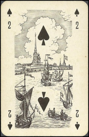 Nevskie_Playing_Cards_The_Two_of_Spades