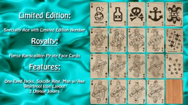 Piratical Deck Video 03