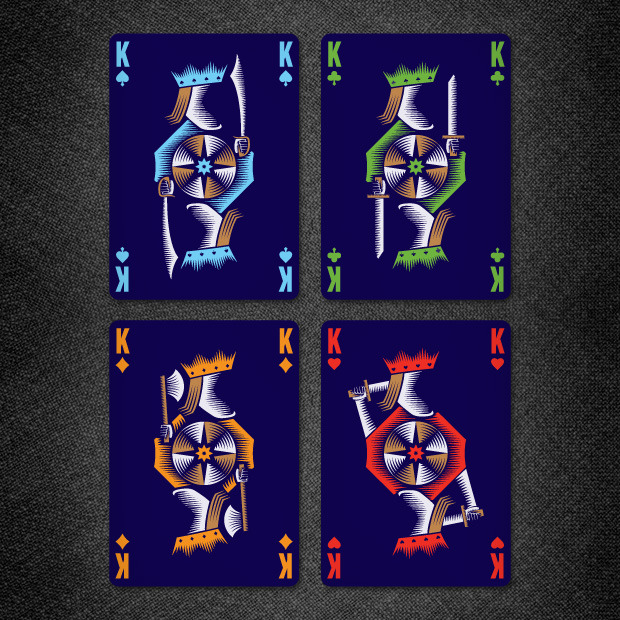 Polaris_Playing_Cards_Kings_Lunar_Edition