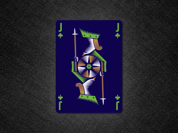 Polaris_Playing_Cards_The_Jack_of_Clubs_Lunar_Edition