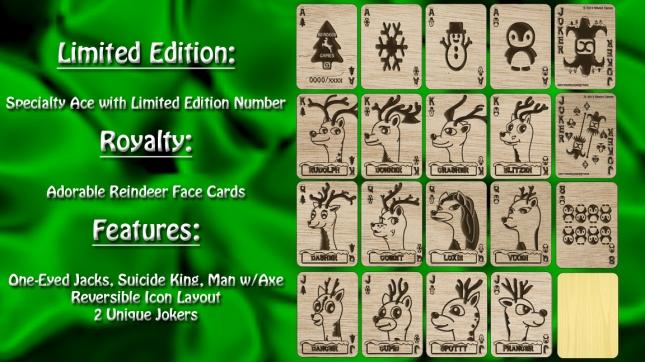 Reindeer Games Deck Video 03