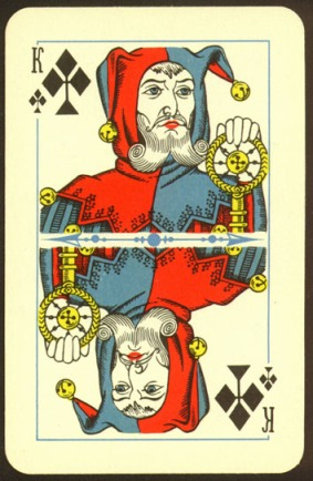 Theatre_Playing_Cards_The_King_of_Clubs
