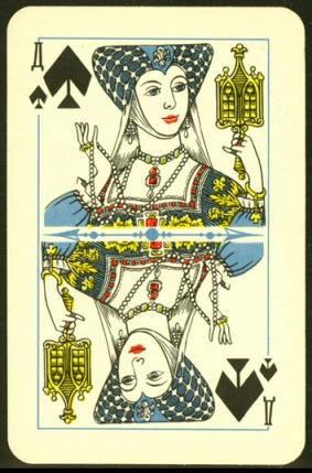 Theatre_Playing_Cards_The_Queen_of_Spades