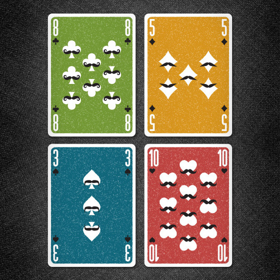 Vända_Playing_Cards_Mustache_Playing_Cards_Number_Cards_2